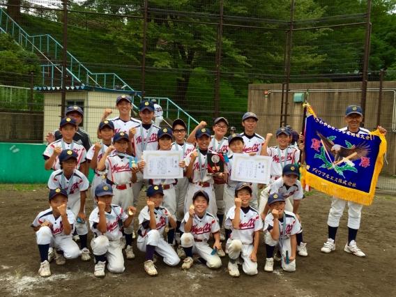 第12回さわやかカップ・教育リーグ決勝トーナメント 優勝しました!
